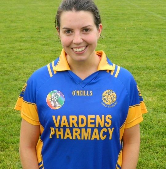 Roisin McMahon Captain