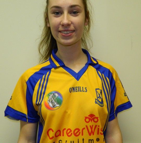Slaine Carey Sixmilebridge Captain